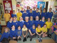 Mrs Doherty, Mrs Patterson - Year 6/7